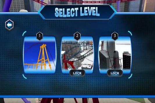 Tips Roller Coaster Simulator apk screenshot