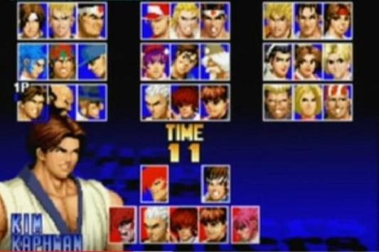 New King of Fighters 97 Tips apk screenshot