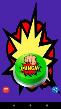 Punch Sound Button poster