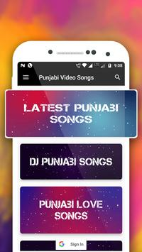 A-Z Punjabi Songs & Music Videos 2018 screenshot 3
