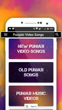 A-Z Punjabi Songs & Music Videos 2018 screenshot 1