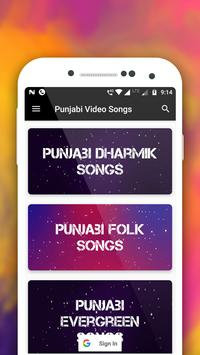 A-Z Punjabi Songs & Music Videos 2018 screenshot 6