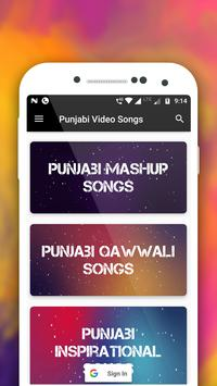 A-Z Punjabi Songs & Music Videos 2018 screenshot 8