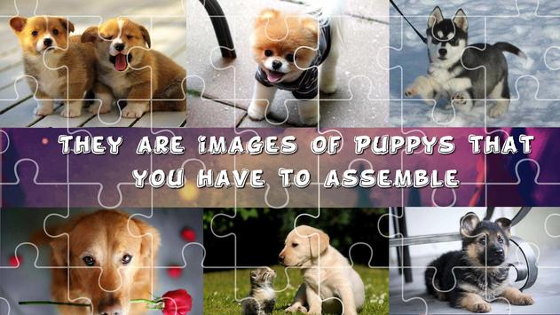 Puppy - Puzzles apk screenshot