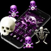 Skull Gothic Theme icon