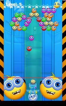 Minio Shooting - Bubble Shoot screenshot 5
