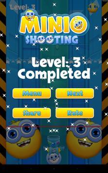 Minio Shooting - Bubble Shoot screenshot 7