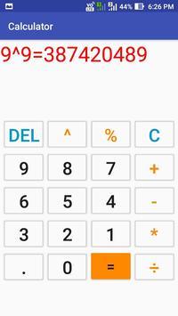 Lite Calculator screenshot 1