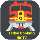 Tatkal Booking - Indian Rail Enquiry IRCTC icon