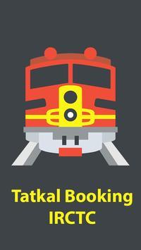 Tatkal Booking - Indian Rail Enquiry IRCTC screenshot 2