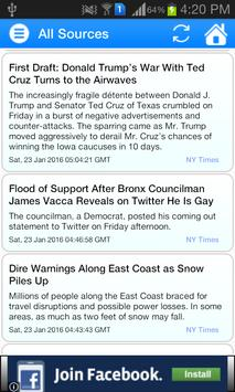 USA News Feed apk screenshot
