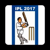 2017 IPL T20 Cricket Schedule icon