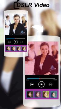 DSLR Video Maker apk screenshot