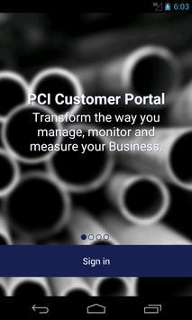 PCI poster