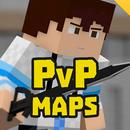 PVP maps for Minecraft pe APK