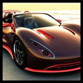 Fonds d'écran de voitures icon