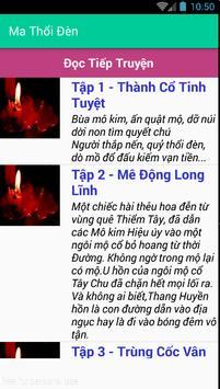 Ma Thoi Den apk screenshot