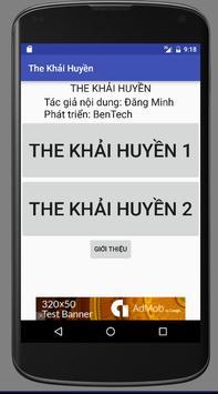 Truyen The Khai Huyen bài đăng