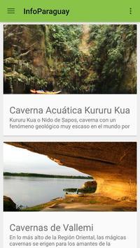 InfoParaguay apk screenshot