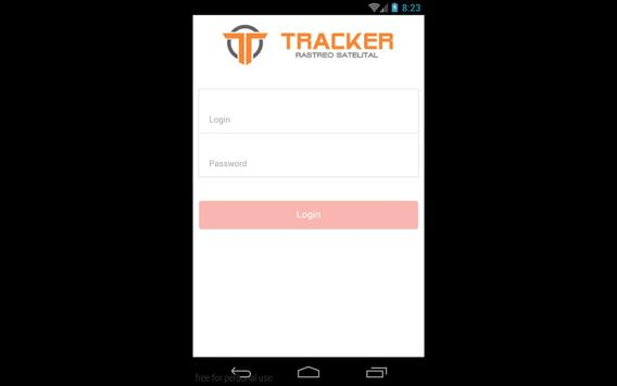 GPS Tracker poster