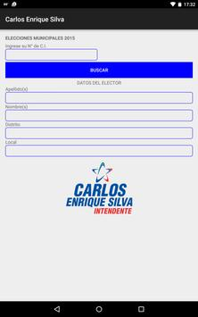 Carlos Enrique Silva apk screenshot