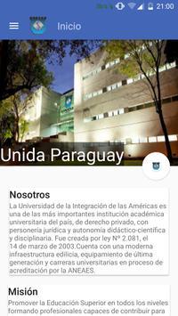UNIDA Móvil screenshot 1