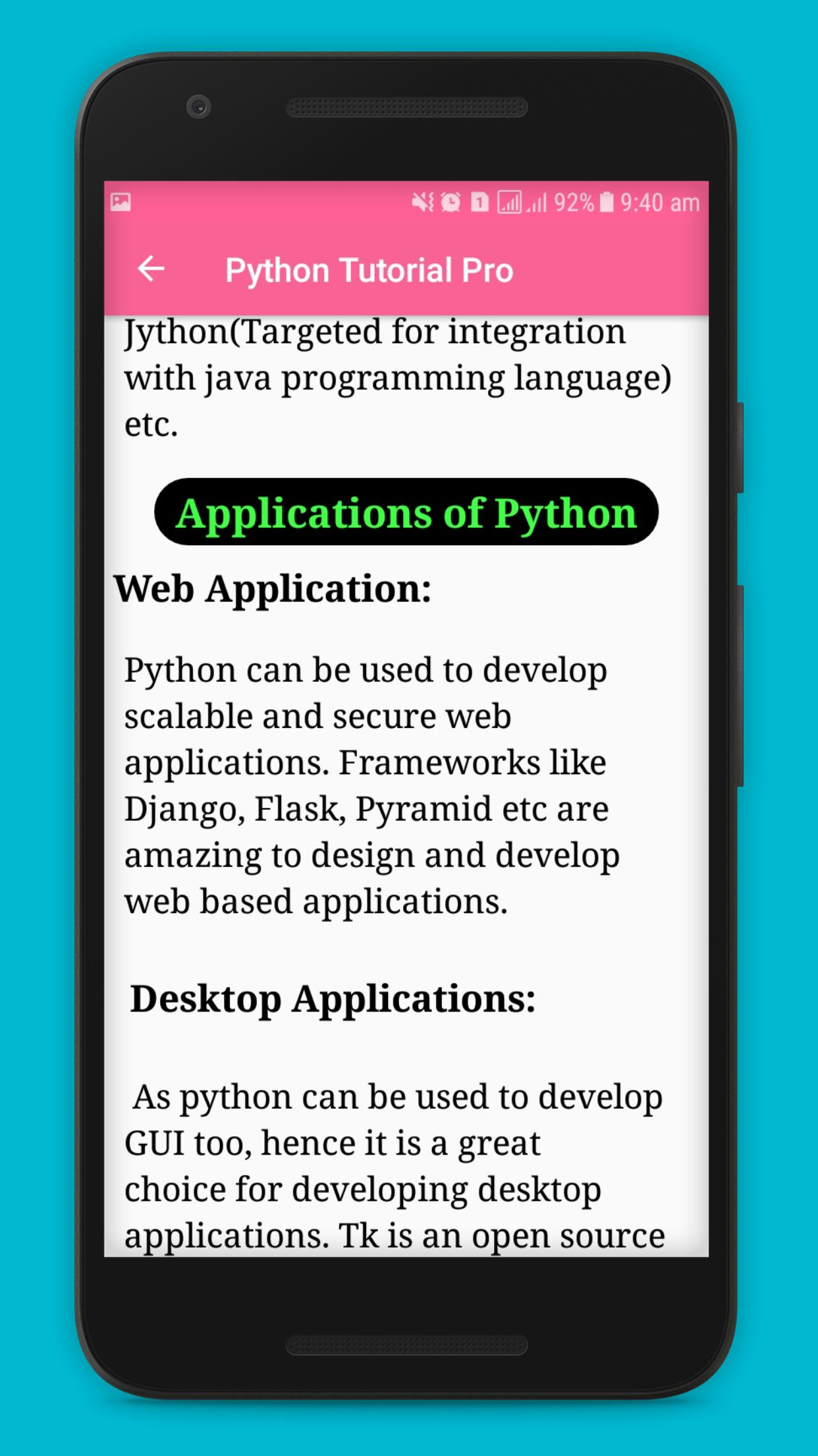 How To Open A Desktop Application Using Python