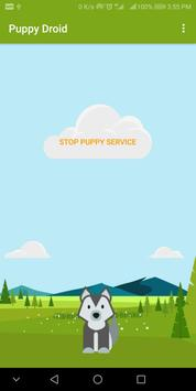 Puppy Droid poster