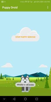 Puppy Droid screenshot 1