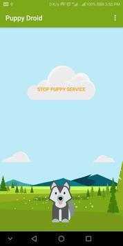 Puppy Droid screenshot 2