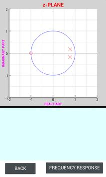 z-Domain Pole-Zero Plot apk screenshot