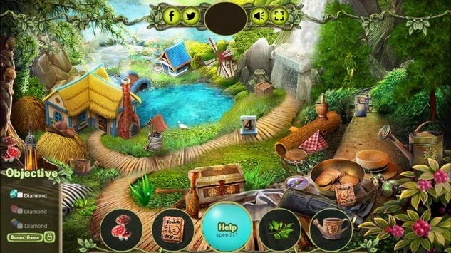 Hidden Empire - Ruby Town apk screenshot