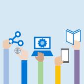 الموارد التعليمية المفتوحة (OER) icon