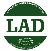 Literacy Assessment Drive (LAD) icon