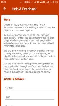 Question Store screenshot 5
