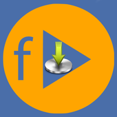 Video downloader for facebook page icon
