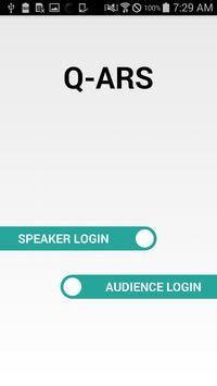Q-ARS poster