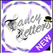Fancy Letter Wallpaper Maker icon