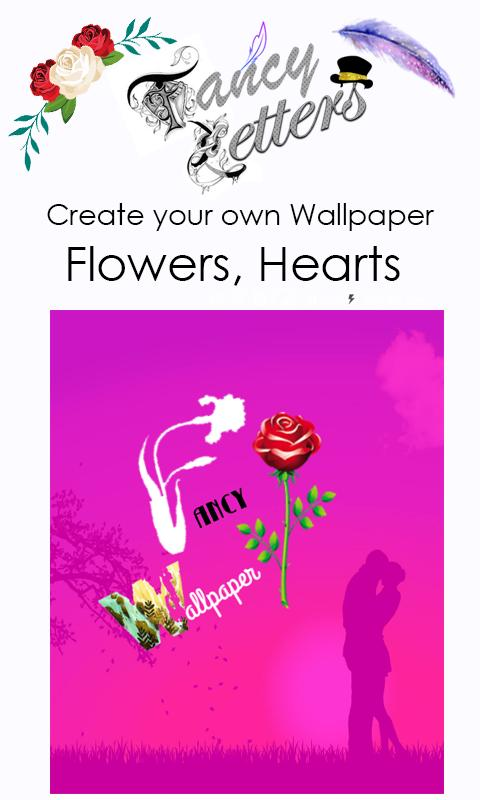 Fancy Letter Wallpaper Maker for Android - APK Download