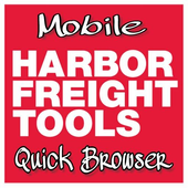 Harbor Freight Quick Browser icon