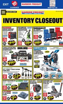Harbor Freight Quick Browser screenshot 3
