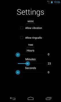 Silent my phone apk screenshot