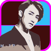 Son Tung MTP Piano Game icon