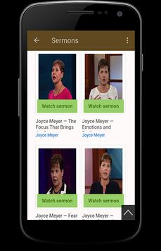Joyce Meyer Sermons & Quotes Free for Android - APK Download