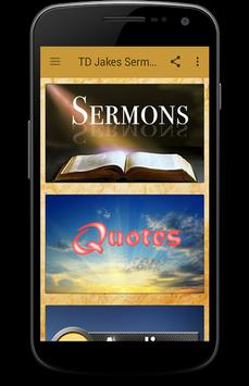 TD Jakes Sermons & Quotes for Android - APK Download