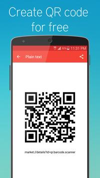 QR Code - Barcode Scanner screenshot 2
