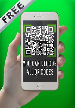 QR Code Reader - QR Scanner poster