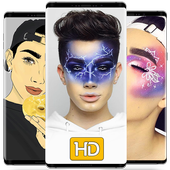 James Charles Wallpapers HD icon