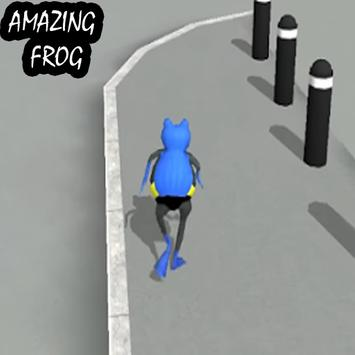 Amazing Frog Simulator poster