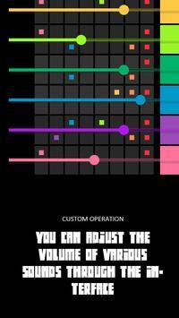 Electro Rhythm screenshot 1